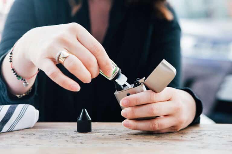 Of Vapers and Queens - Aromen in E-Zigaretten Liquids