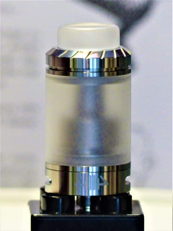 424 RTA edelstahl - Hellvape
