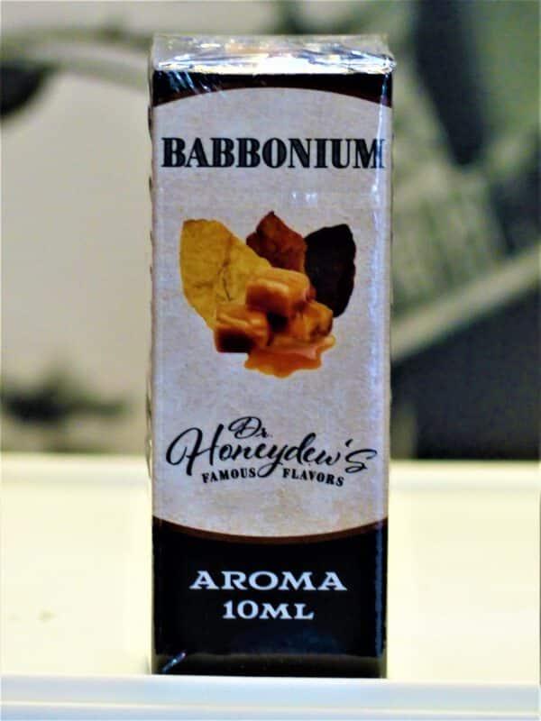 Babbonium 10 ml Aroma - DR HONEYDEWs