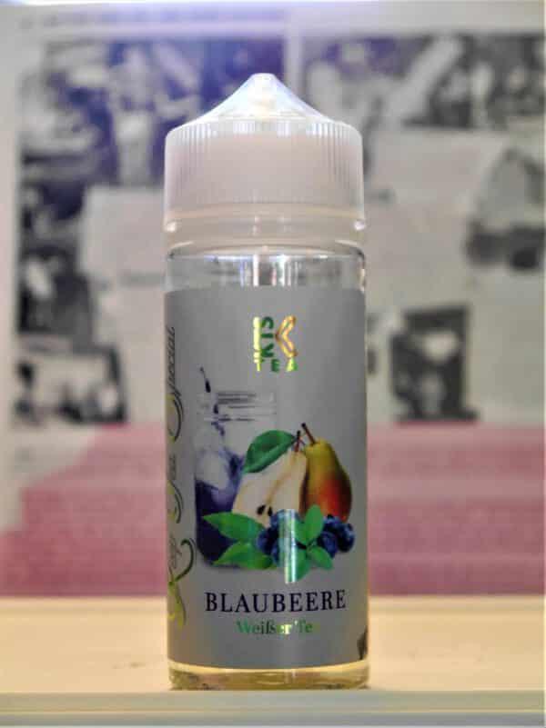 Blaubeere Weisser Tee Longfill - KTS