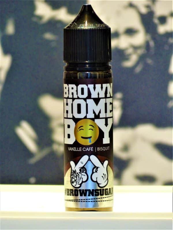 Brown Sugar brown Homeboy Longfill - ganggang - Vanille Kaffee Bisquit