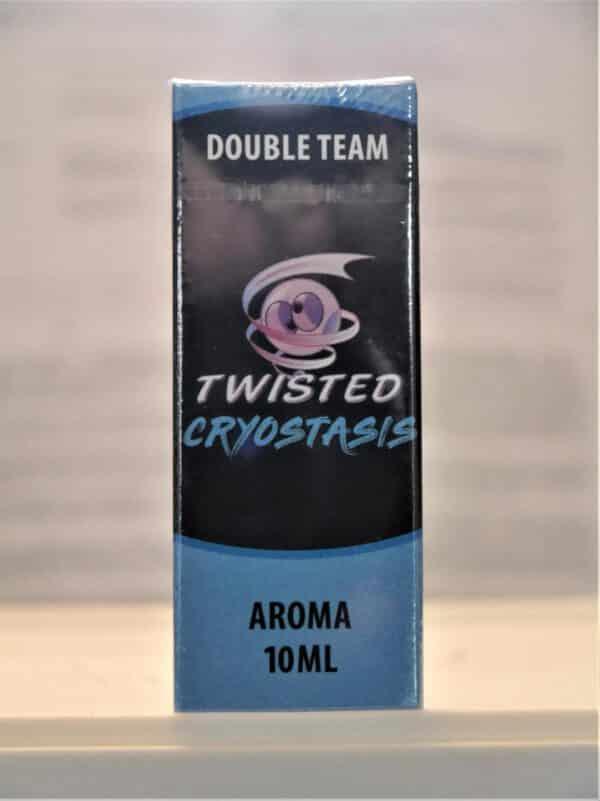 Cryostasis Double Team 10 ml Aroma - Twisted