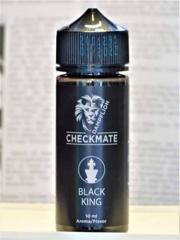 Checkmate Black King Longfill - DAMPFLION