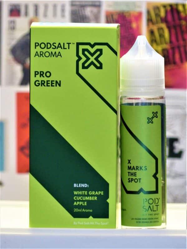 Pro Green Longfill - Podsalt X