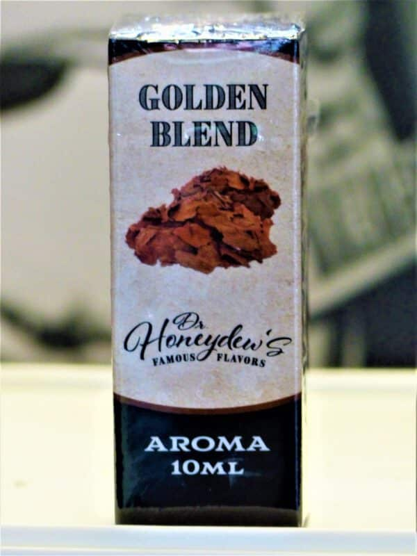 Golden Blend 10 ml Aroma - DR HONEYDEWs