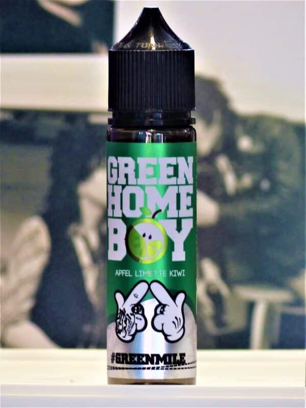 Green Homeboy Longfill - ganggang