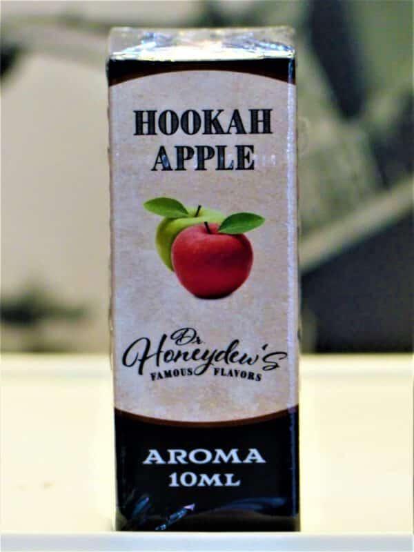 Hookah Apple 10 ml Aroma - DR HONEYDEWs