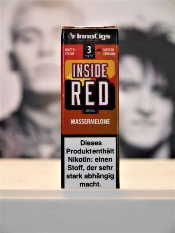 Inside Red Wassermelone 10 ml Liquid - IC