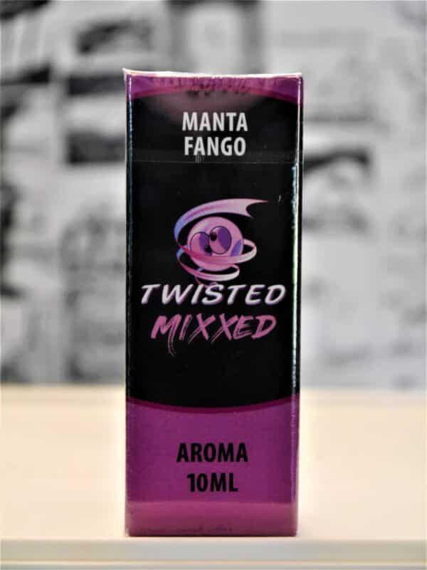 Manta Fango 10 ml Aroma - Twisted