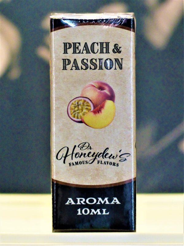 Peach and Passion 10 ml Aroma - DR HONEYDEWs
