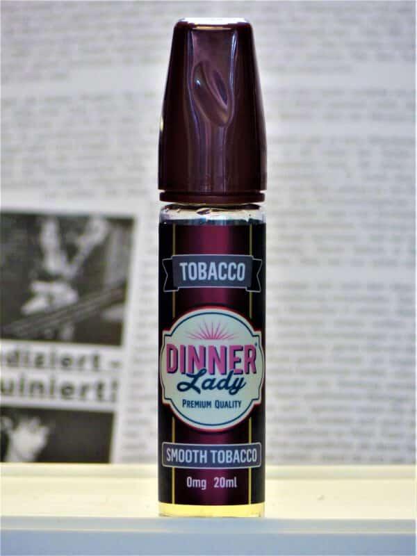 Smooth Tobacco Longfill - Dinner Lady Geschmack Tabak