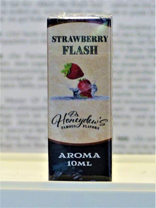 Strawberry Flash 10 ml Aroma - Dr Honeydews