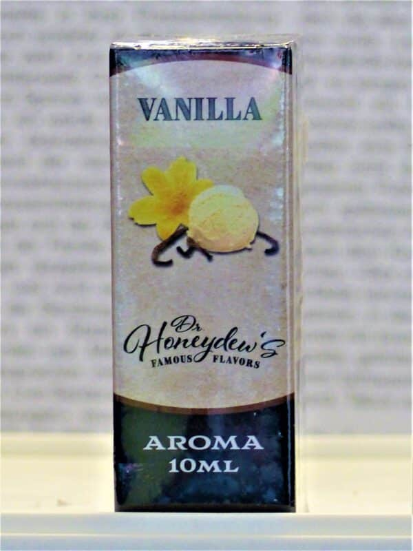 Vanilla 10 ml Aroma - DR HONEYDEWs