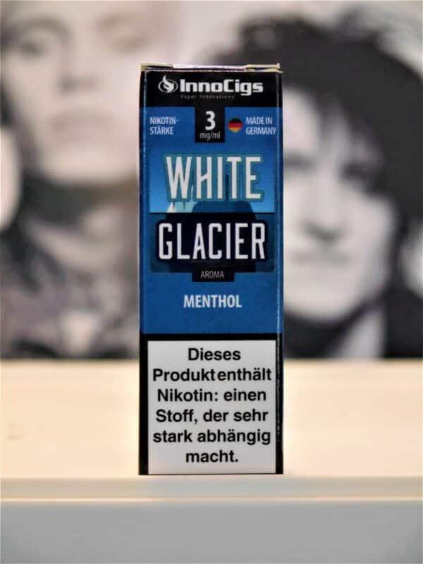 White Glacier Menthol 10 ml Liquid - IC