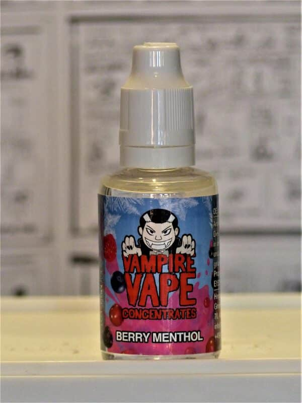 Berry Menthol 30 ml Aroma - Vampire Vape.JPG