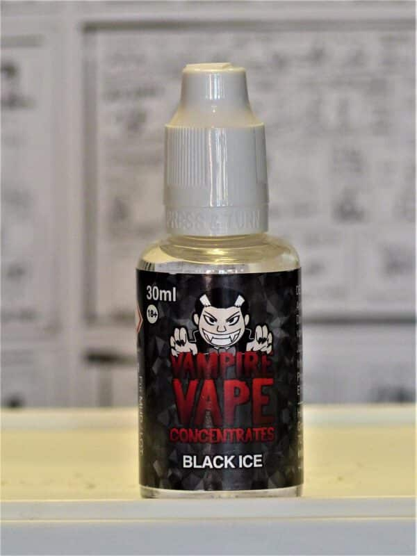 Black Ice 30 ml Aroma - Vampire Vape