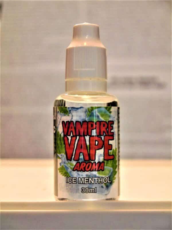 Ice Menthol 30 ml Aroma - Vampire Vape