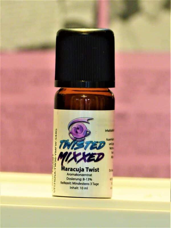 Maracuja Twist 10 ml Aroma - TWISTED