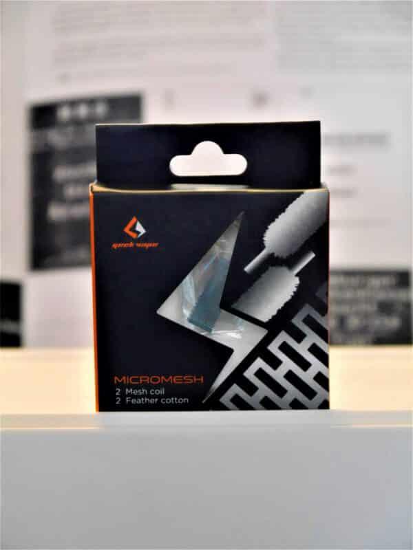 Micromesh Coil 2 STK - GEEK VAPE