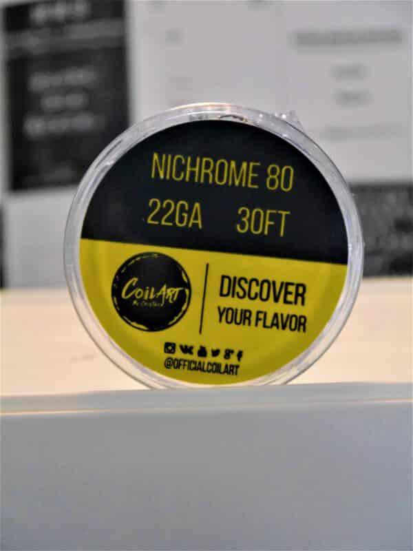 Nichrome 80 22GA 30FT Wickeldraht - COILART
