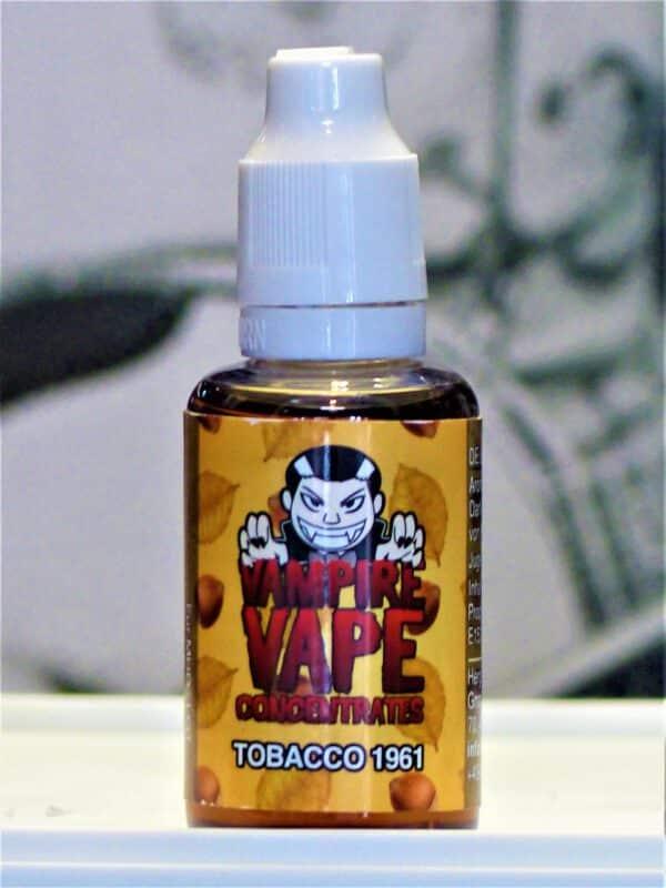 Tobacco 1961 30 ml Aroma - VAMPIRE VAPE