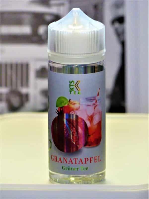 Granatapfel Grüner Tee Longfill - KTS TEA
