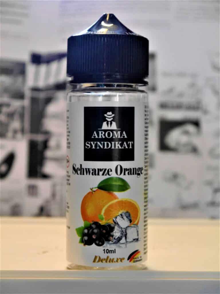 Schwarze Orange Longfill - Aroma Syndikat