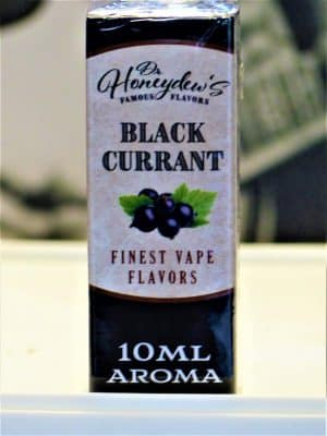 Black Currant 10 ml Aroma - DR HONEYDEWs