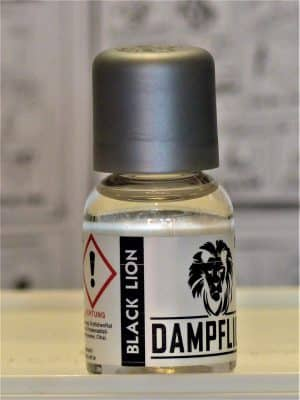 Black Lion 20 ml Aroma - Dampflion