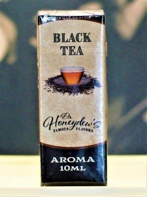 Black Tea 10 ml Aroma - Dr Honeydews