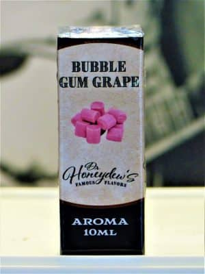 Bubble Gum Grape 10 ml Aroma - DR HONEYDEWs