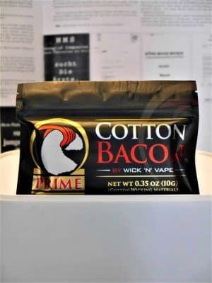 Cotton Bacon Prime Wickelwatte - Wick N Vape