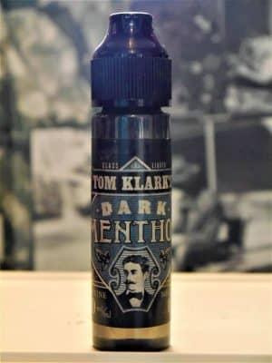 Dark Menthol Liquid 60 ml 0 mg Nikotin - Tom Klark