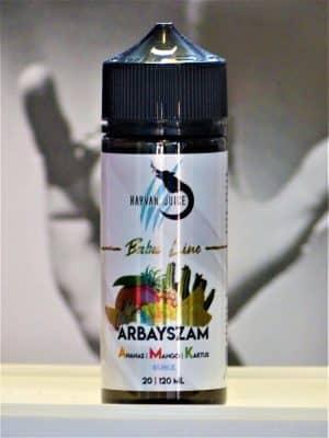 Arbayszam Ananas Mango Kaktus Longfill - HAYVAN JUICE
