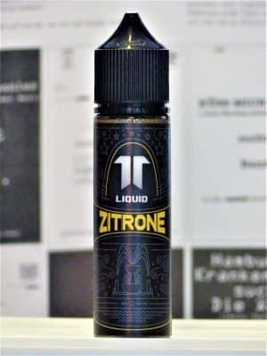 Zitrone Longfill - ELF LIQUIDS