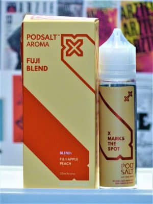 Fuji Blend Longfill - Podsalt X