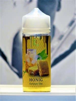 Honig Grüner Tee Longfill - KTS Tea