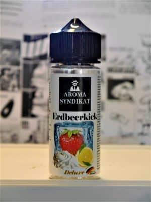 Erdbeerkick Longfill - Aroma Syndikat