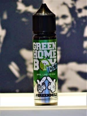 Greenmile Green Homboy Longfill - ganggang - Frucht Apfel Limette Kiwi Kühle