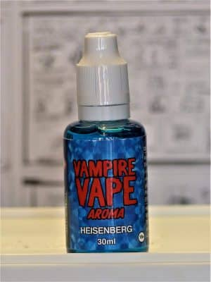 Heisenberg 30 ml Aroma - Vampire Vape