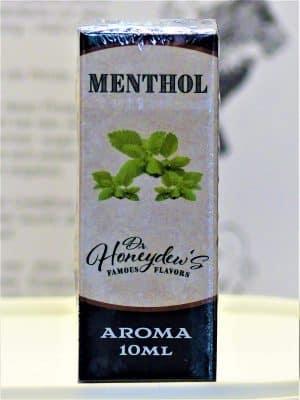 Menthol 10 ml Aroma - Dr Honeydews