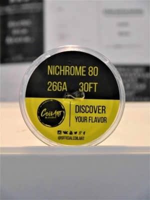 Nichrome 80 26GA 30FT Wickeldraht - COILART