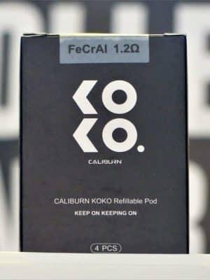 Ersatzpod für Caliburn und KOKO Starter Kit - UWELL