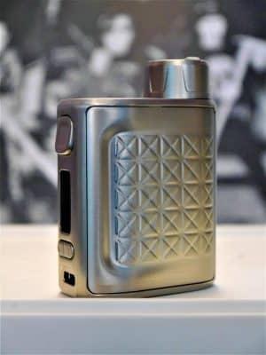 Pico 2 Mod Akkuträger silver - Eleaf (2)