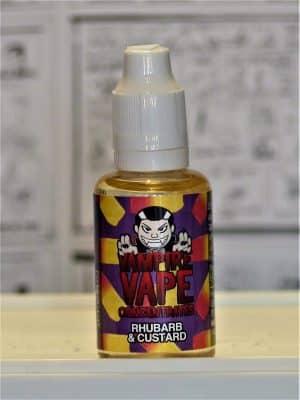 Rhubarb Custard 30 ml Aroma - Vampire Vape