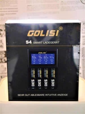 S4 Smart Ladegerät - GOLISI