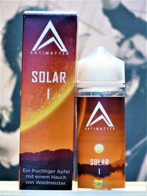 Solar I Longfill - Antimatter