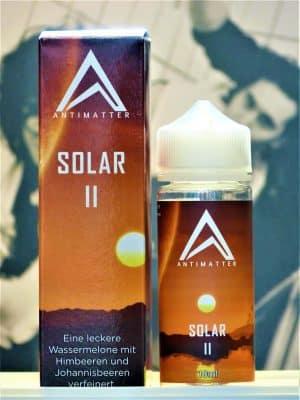 Solar II Longfill - Antimatter