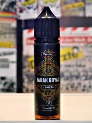 Tabak Royal Gold Longfill - Flavorist