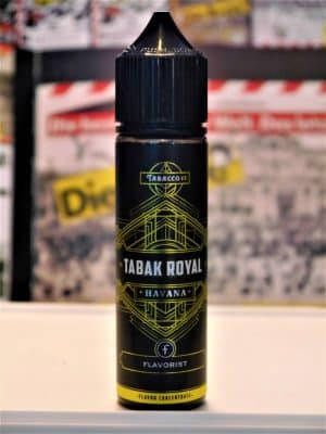 Tabak Royal Havana Longfill - Flavorist